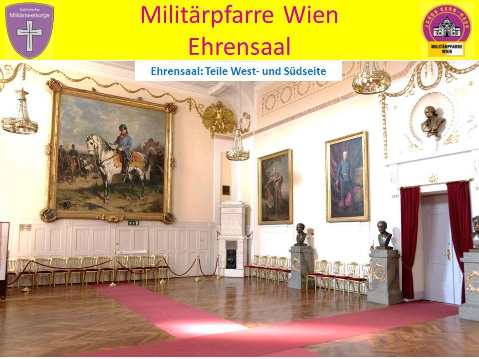 Militärpfarre Wien Ehrensaal