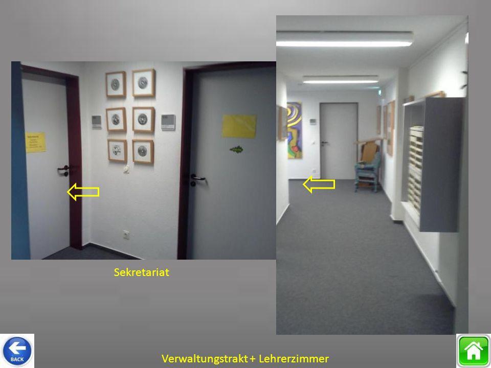 Verwaltungstrakt + Lehrerzimmer
