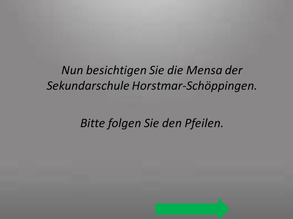 Nun besichtigen Sie die Mensa der Sekundarschule Horstmar-Schöppingen.