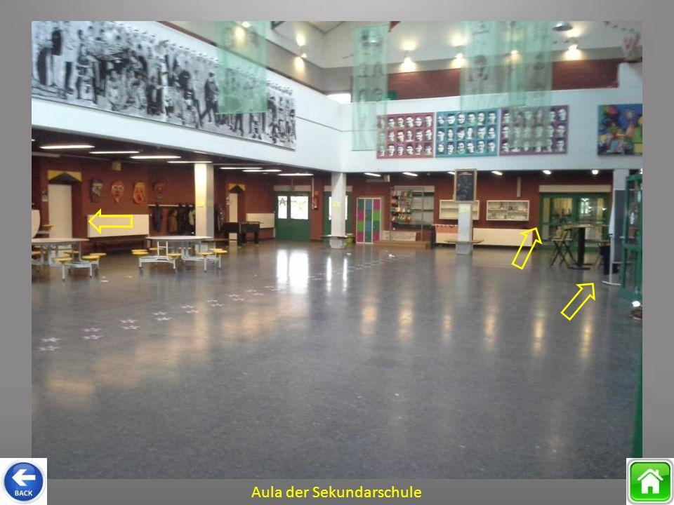 Aula der Sekundarschule