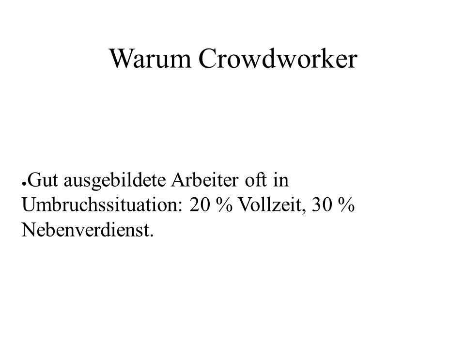 16.04.2017 Warum Crowdworker.