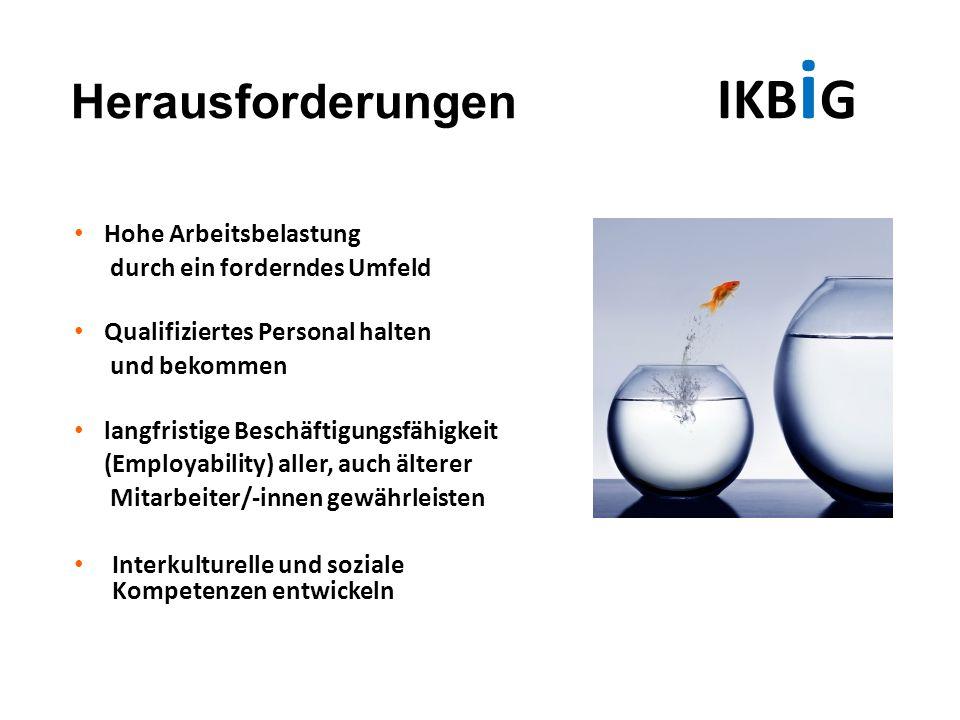 Herausforderungen IKBiG