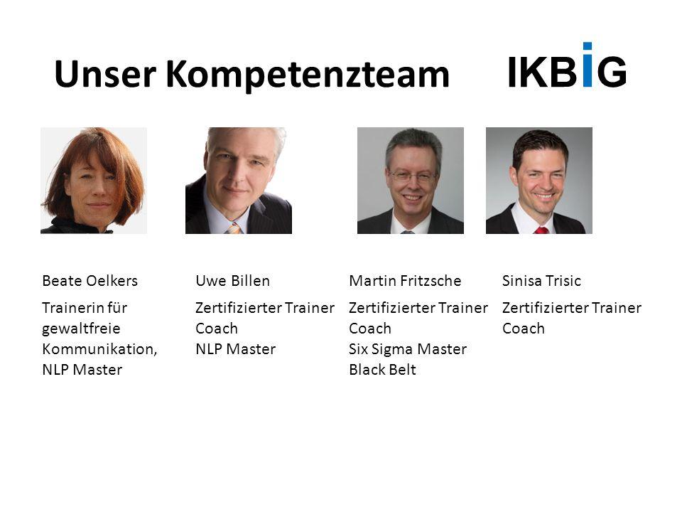 Unser Kompetenzteam IKBiG