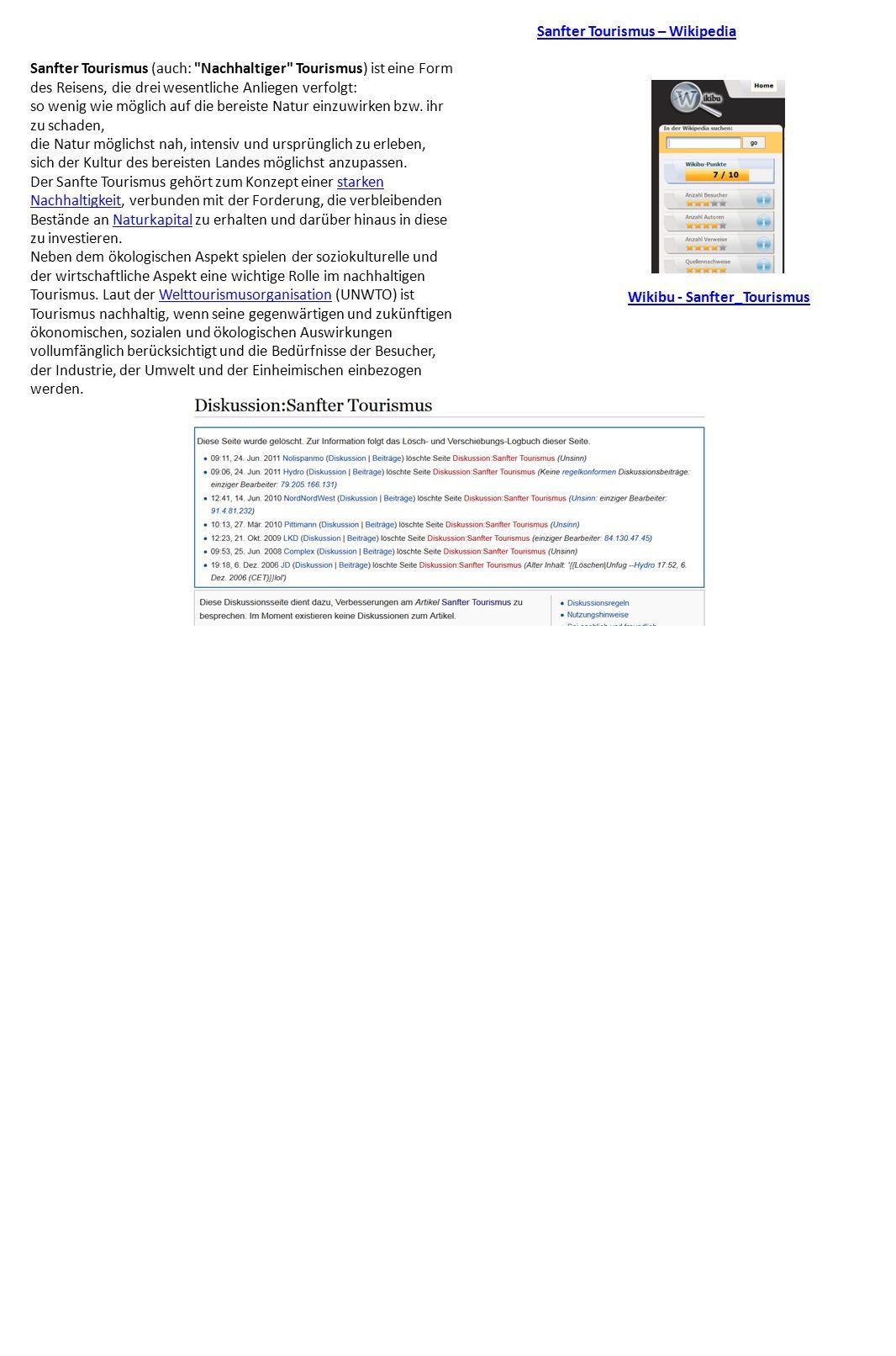 Sanfter Tourismus – Wikipedia