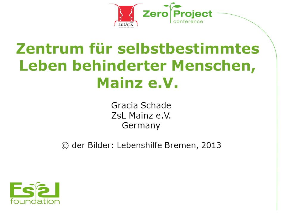 Zentrum für selbstbestimmtes Leben behinderter Menschen, Mainz e.V.
