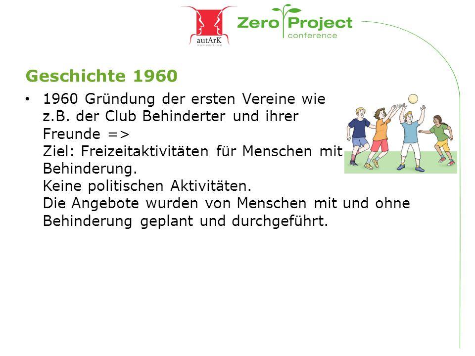 Geschichte 1960