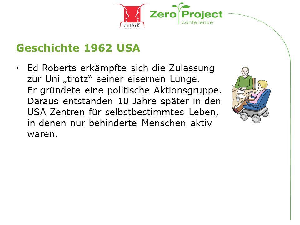 Geschichte 1962 USA