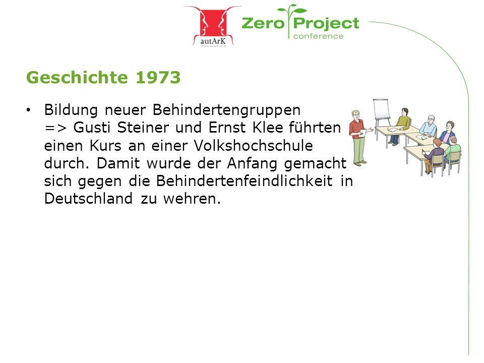 Geschichte 1973