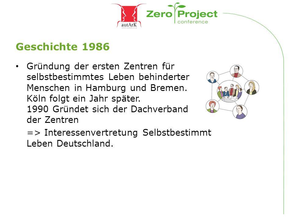 Geschichte 1986