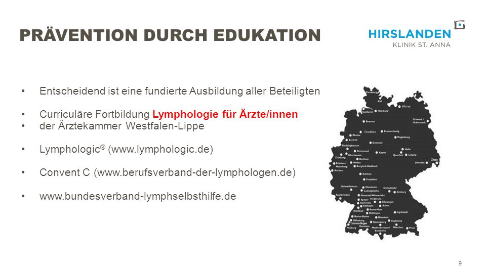 Prävention durch Edukation