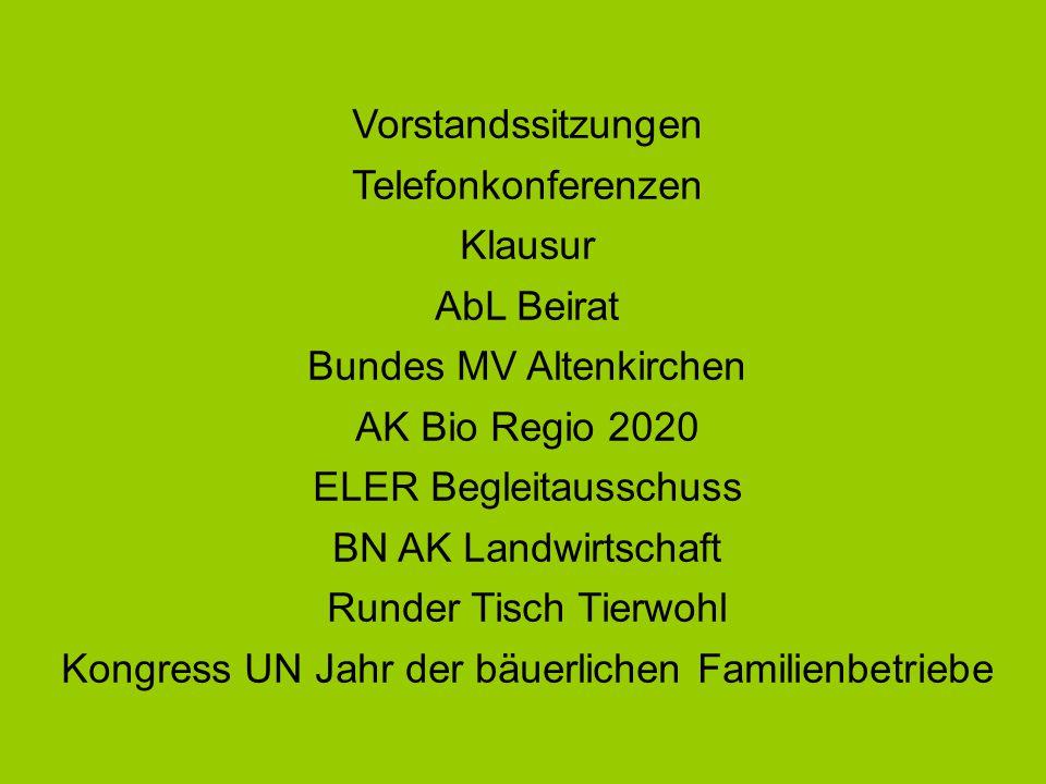 Bundes MV Altenkirchen AK Bio Regio 2020 ELER Begleitausschuss