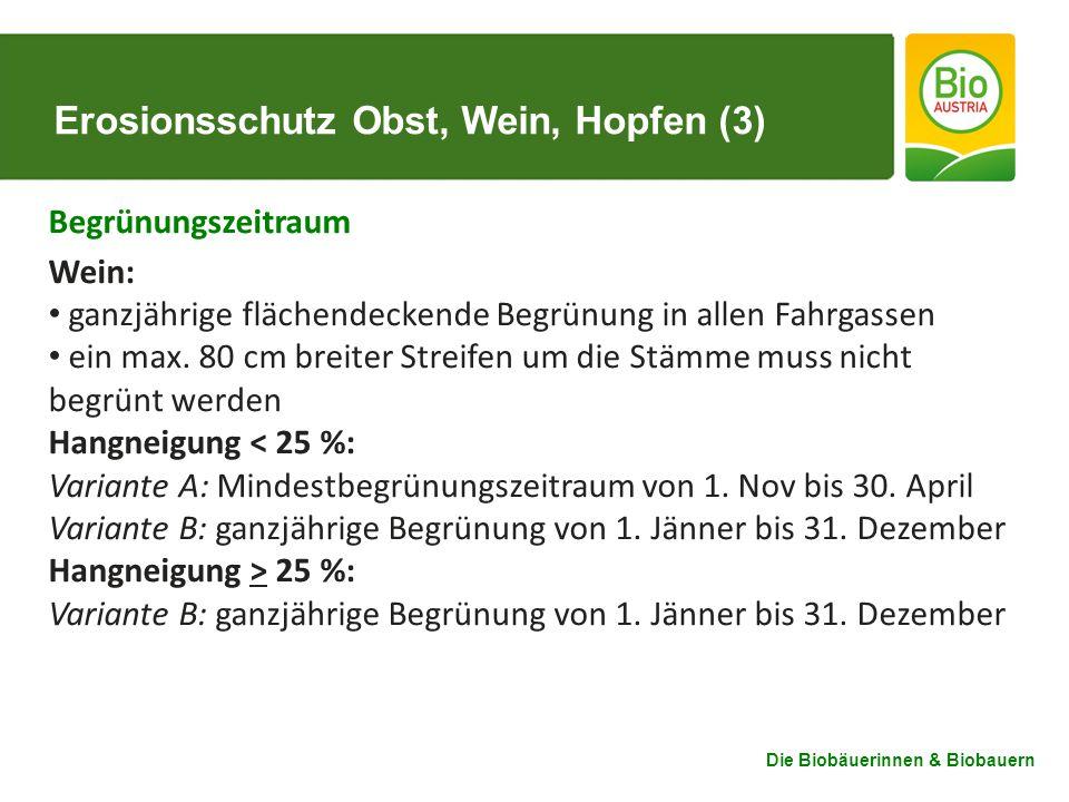 Erosionsschutz Obst, Wein, Hopfen (3)