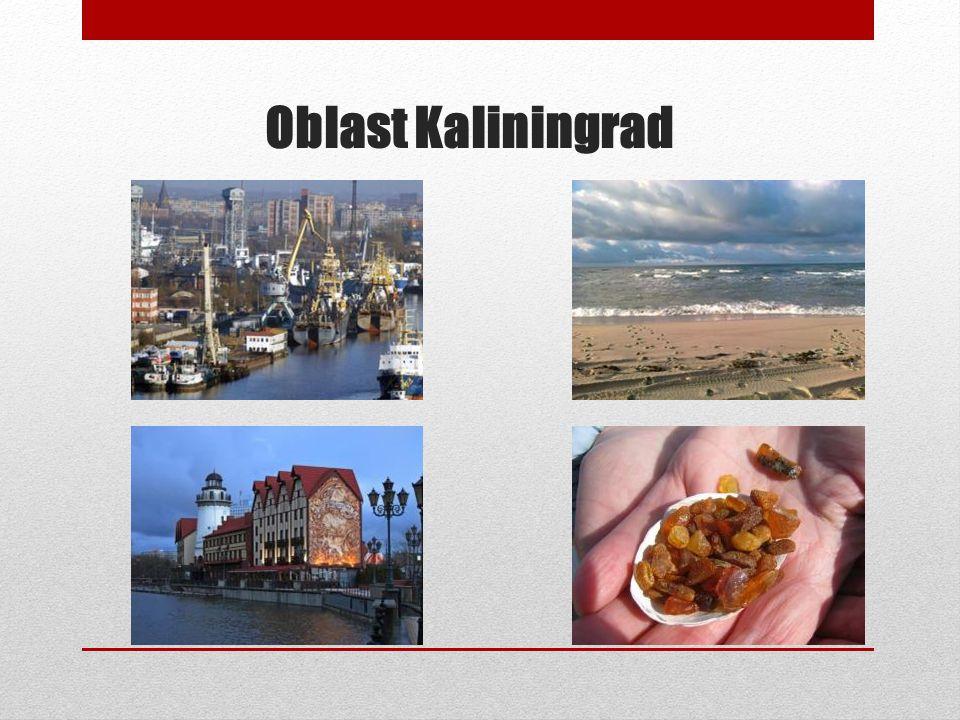 Oblast Kaliningrad