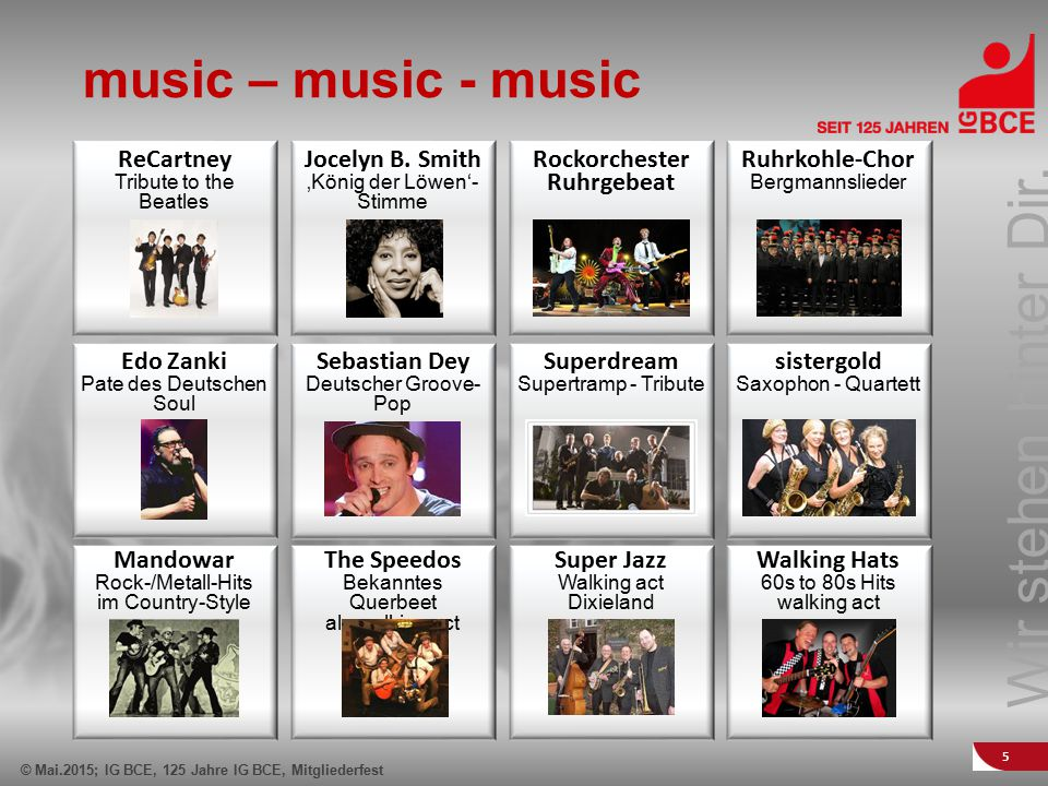 Rockorchester Ruhrgebeat