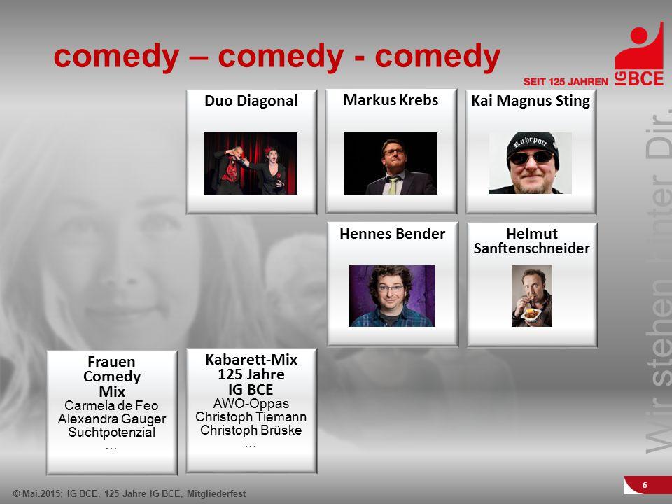 comedy – comedy - comedy