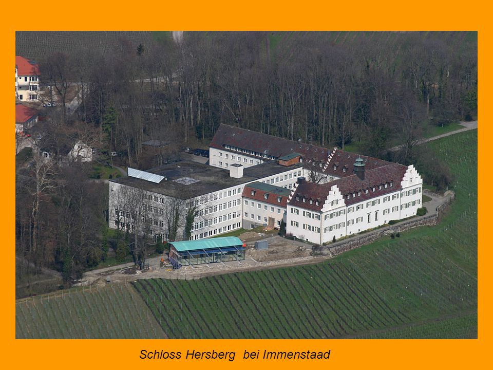Schloss Hersberg bei Immenstaad
