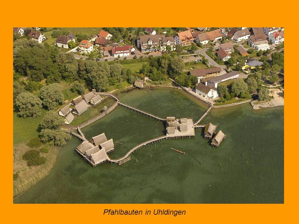Pfahlbauten in Uhldingen