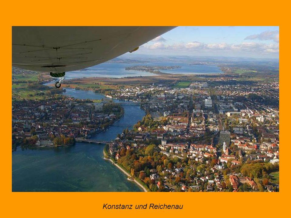 Konstanz und Reichenau