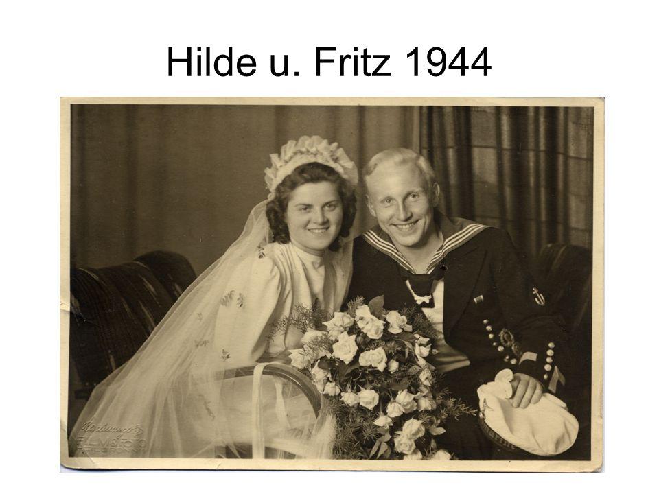 Hilde u. Fritz 1944
