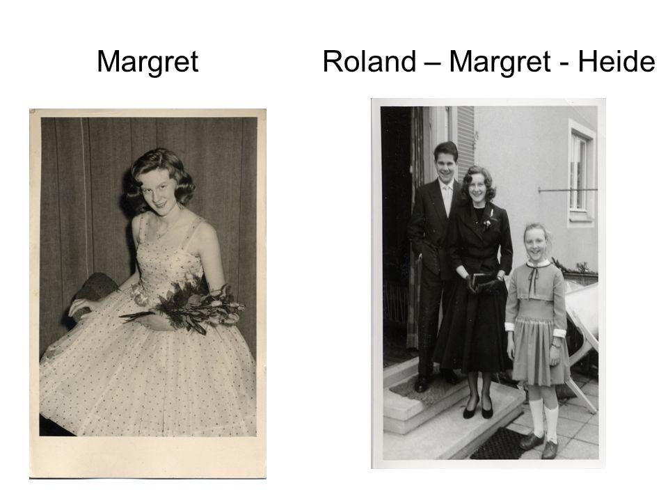 Roland – Margret - Heide
