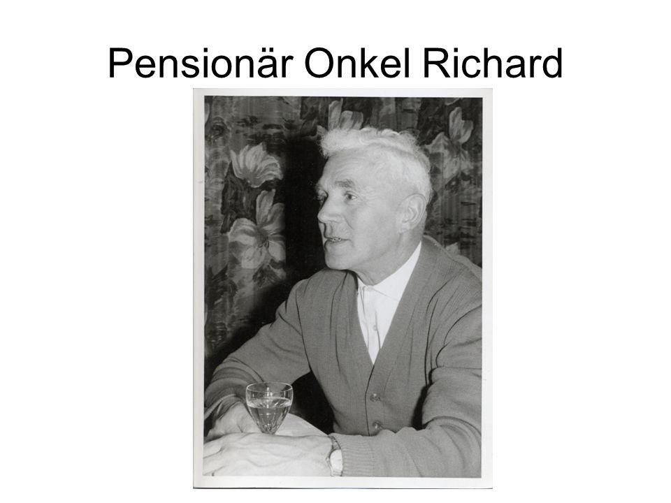 Pensionär Onkel Richard