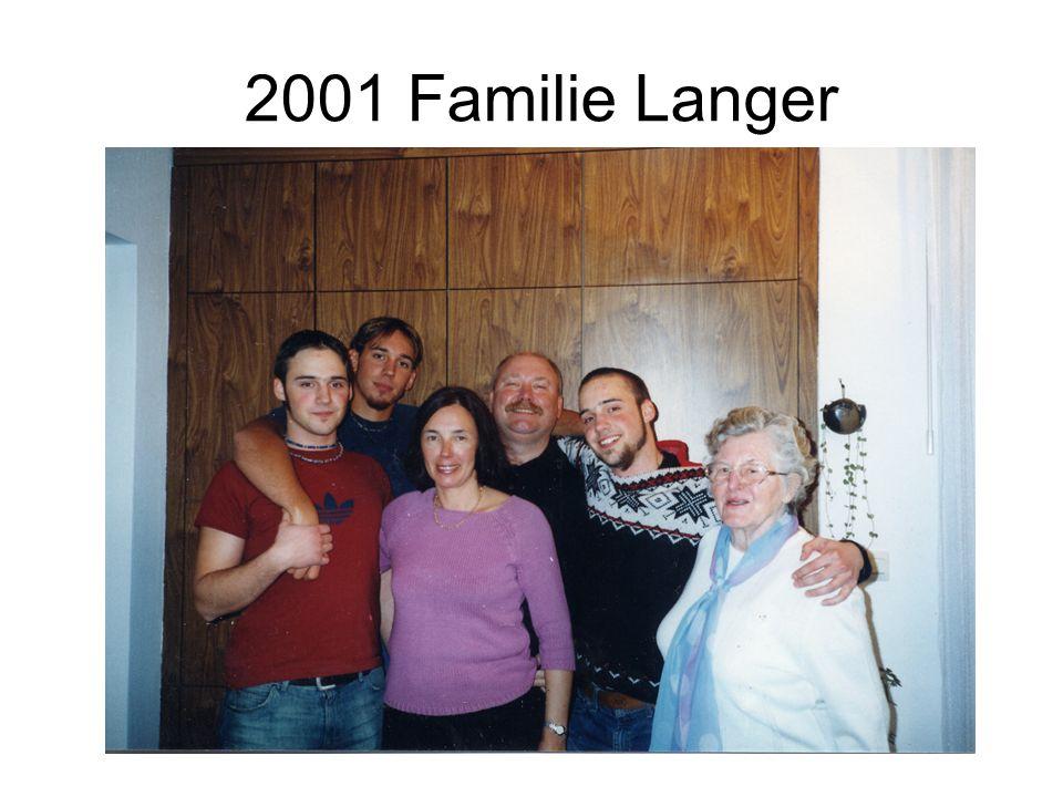 2001 Familie Langer