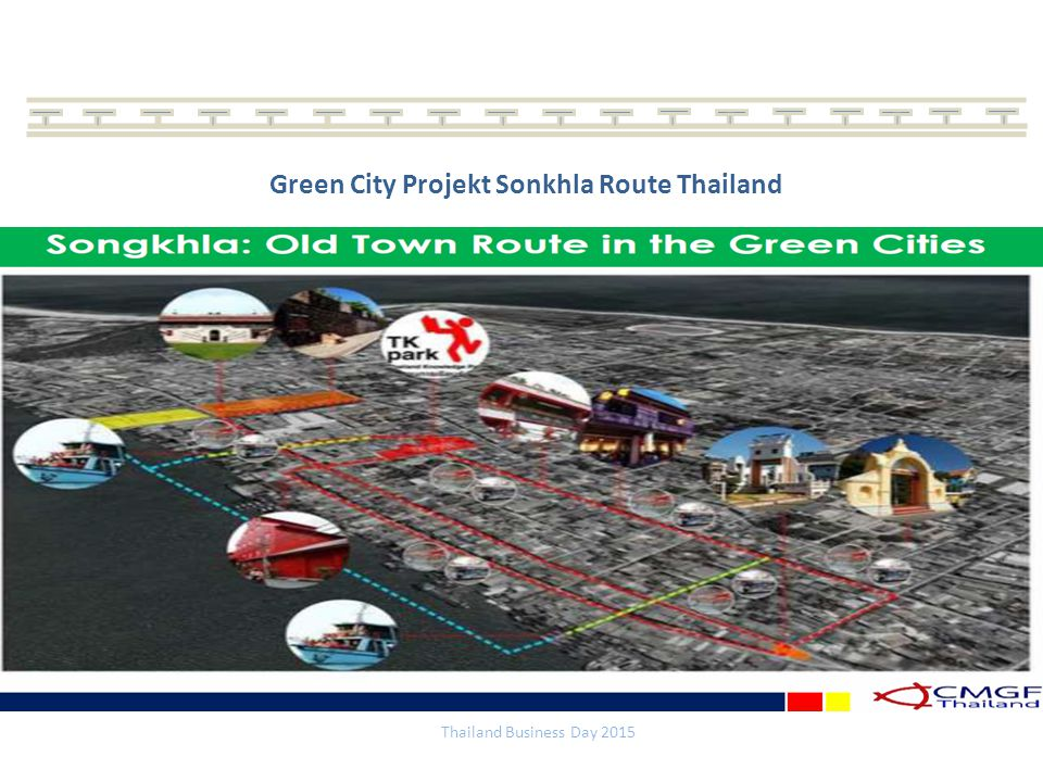 Green City Projekt Sonkhla Route Thailand