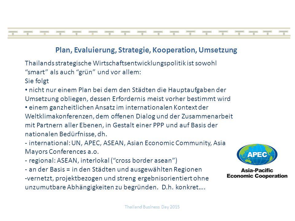 Plan, Evaluierung, Strategie, Kooperation, Umsetzung
