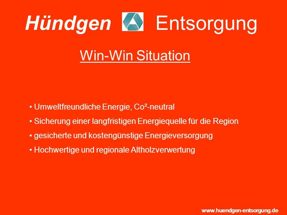 Hündgen Entsorgung Win-Win Situation