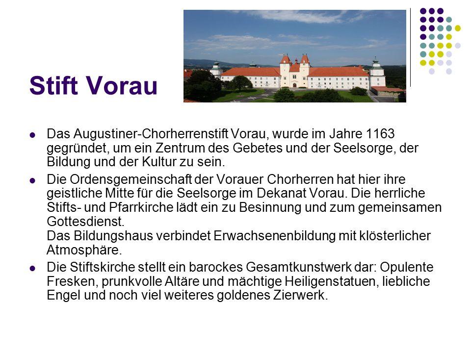 Stift Vorau