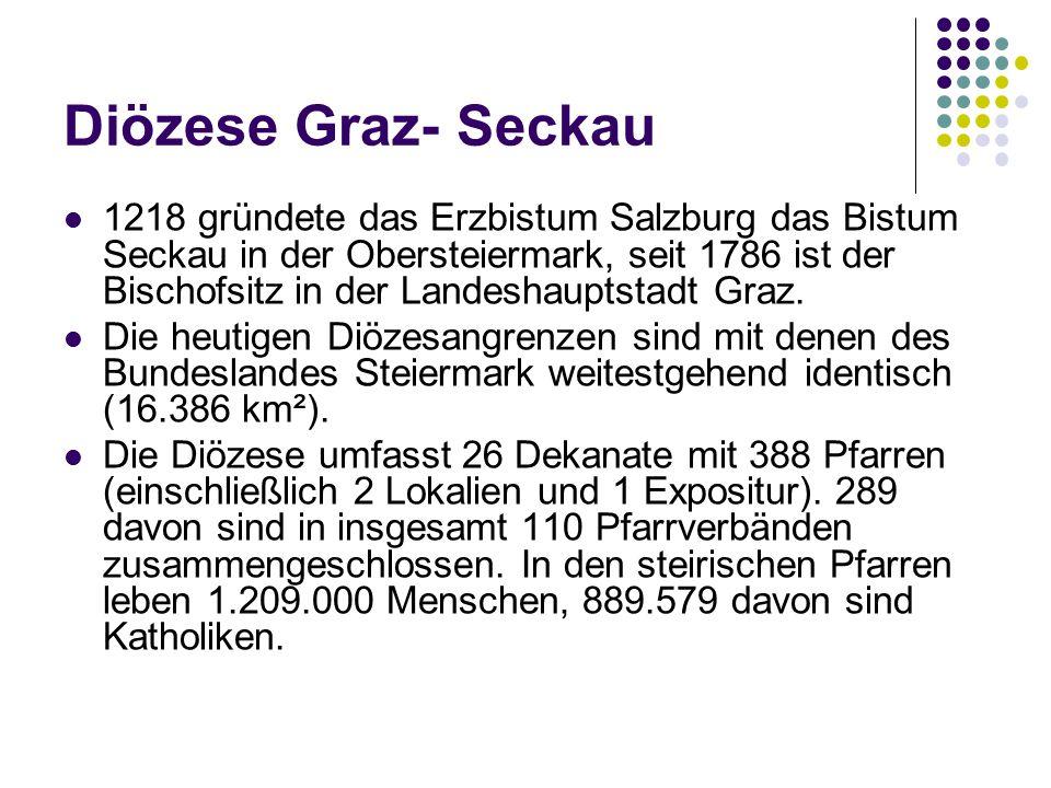 Diözese Graz- Seckau