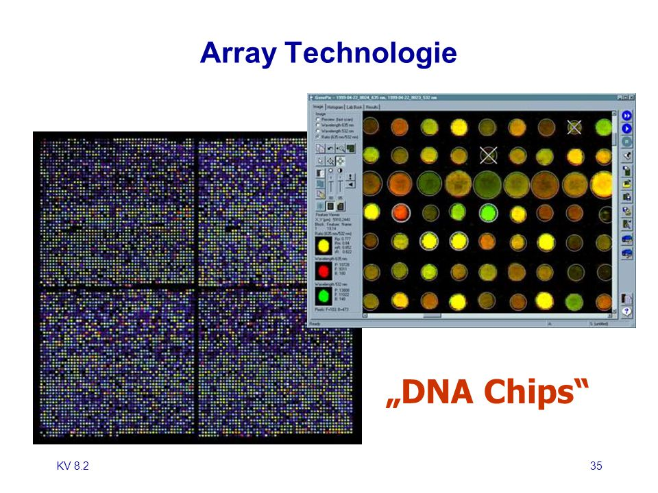 Array Technologie