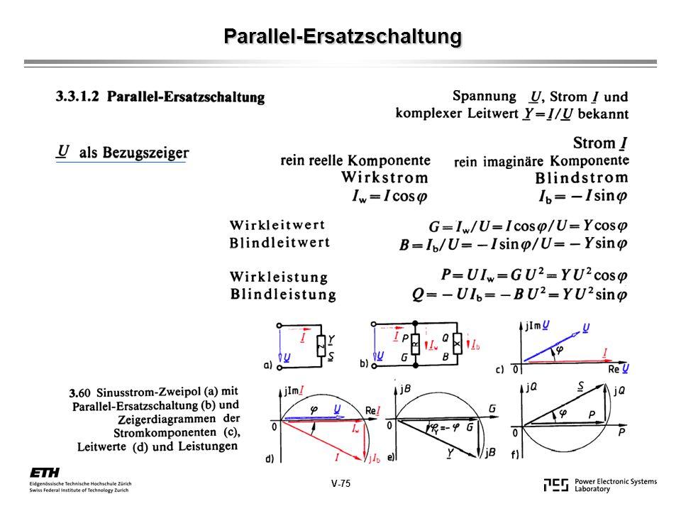 Parallel-Ersatzschaltung