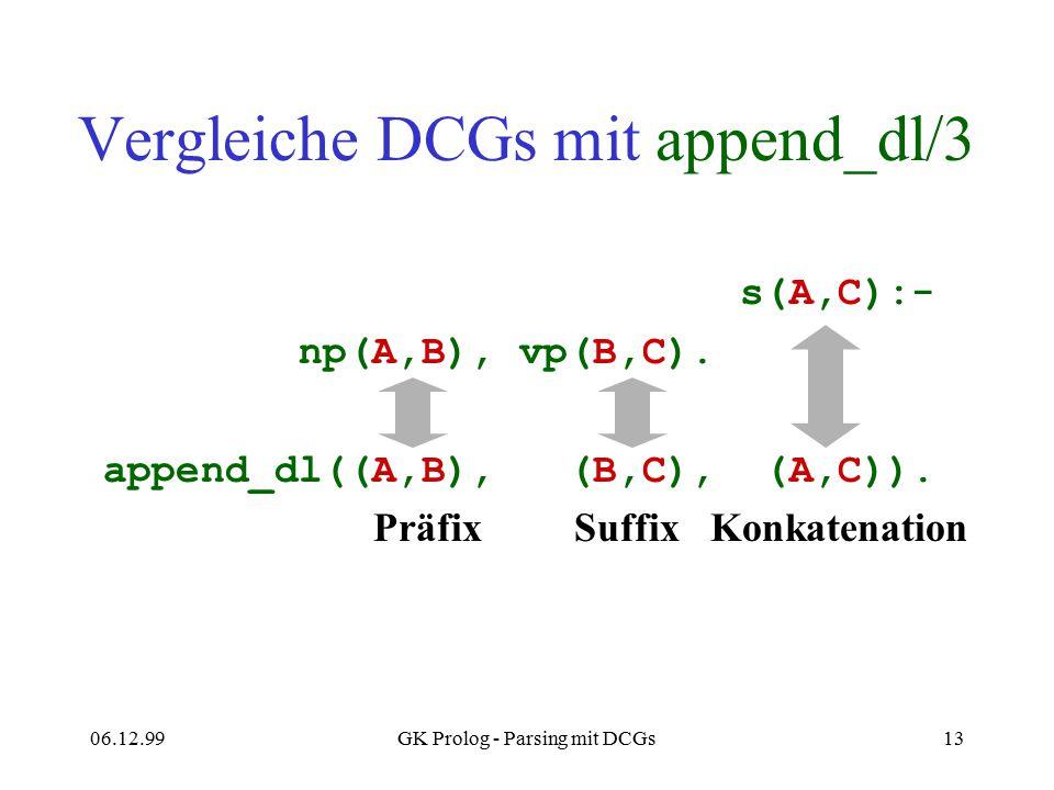 Vergleiche DCGs mit append_dl/3