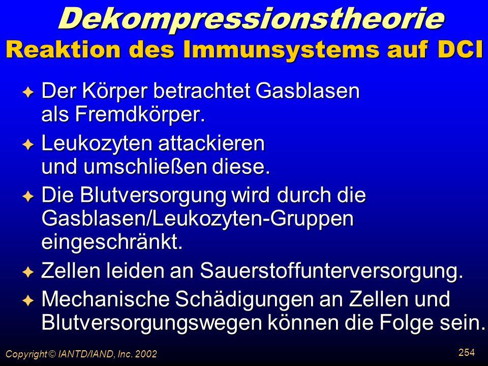 Dekompressionstheorie