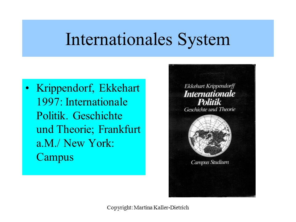 Internationales System