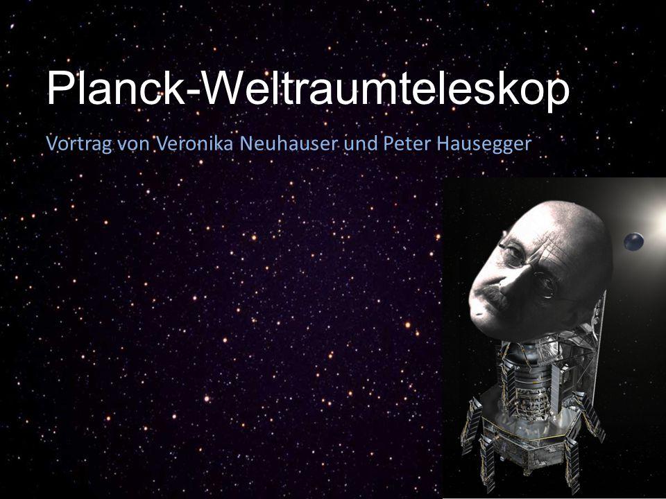 Planck-Weltraumteleskop