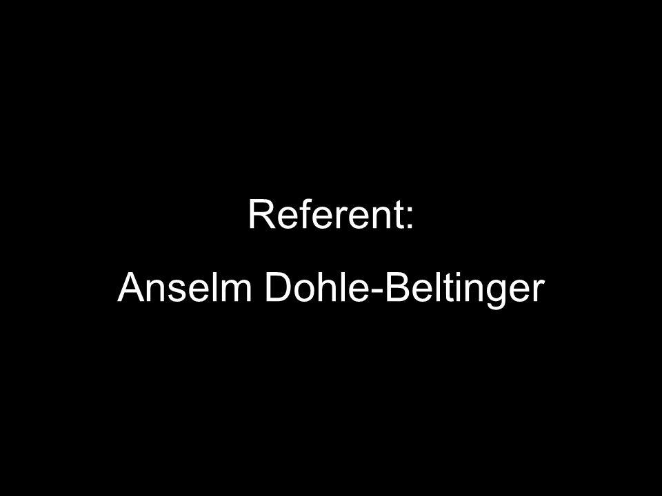 Anselm Dohle-Beltinger