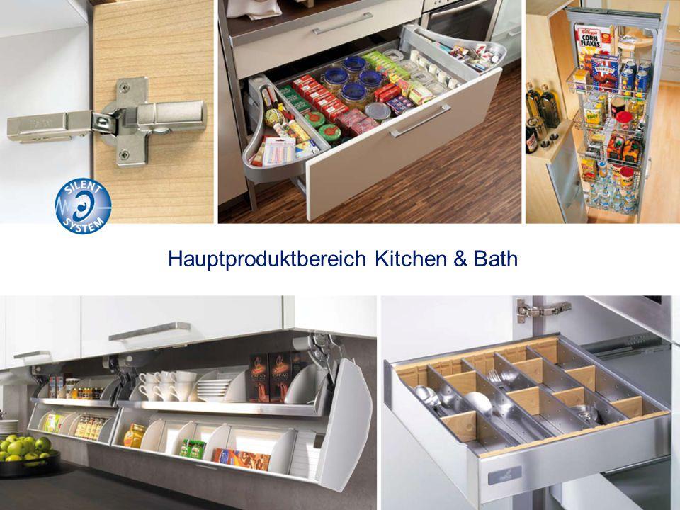 Hauptproduktbereich Kitchen & Bath