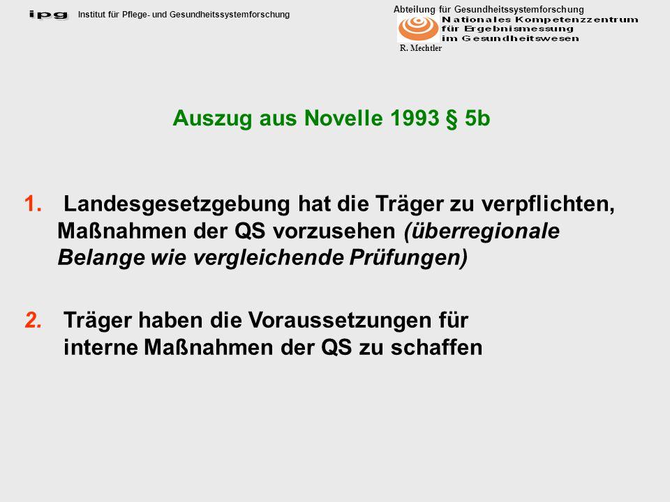 Auszug aus Novelle 1993 § 5b
