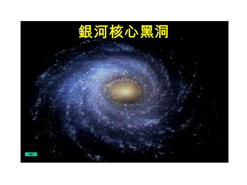 銀河核心黑洞