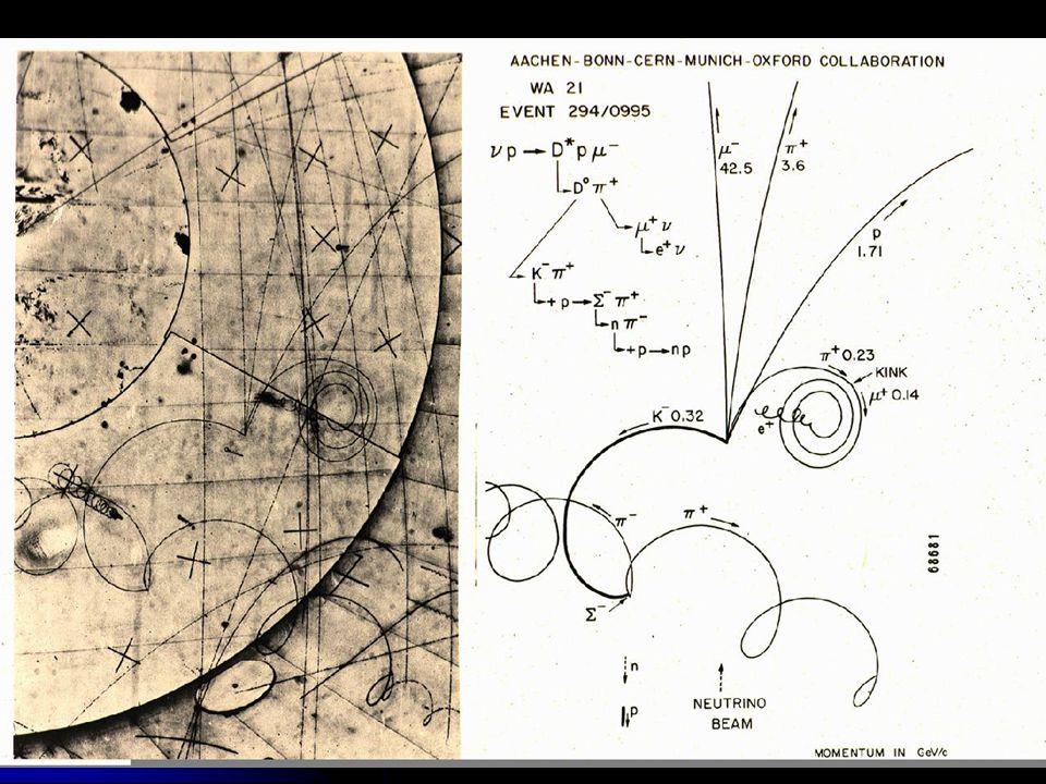 Früher... Nobelpreis 1927 1912: Nebelkammer (C.R.T. Wilson)