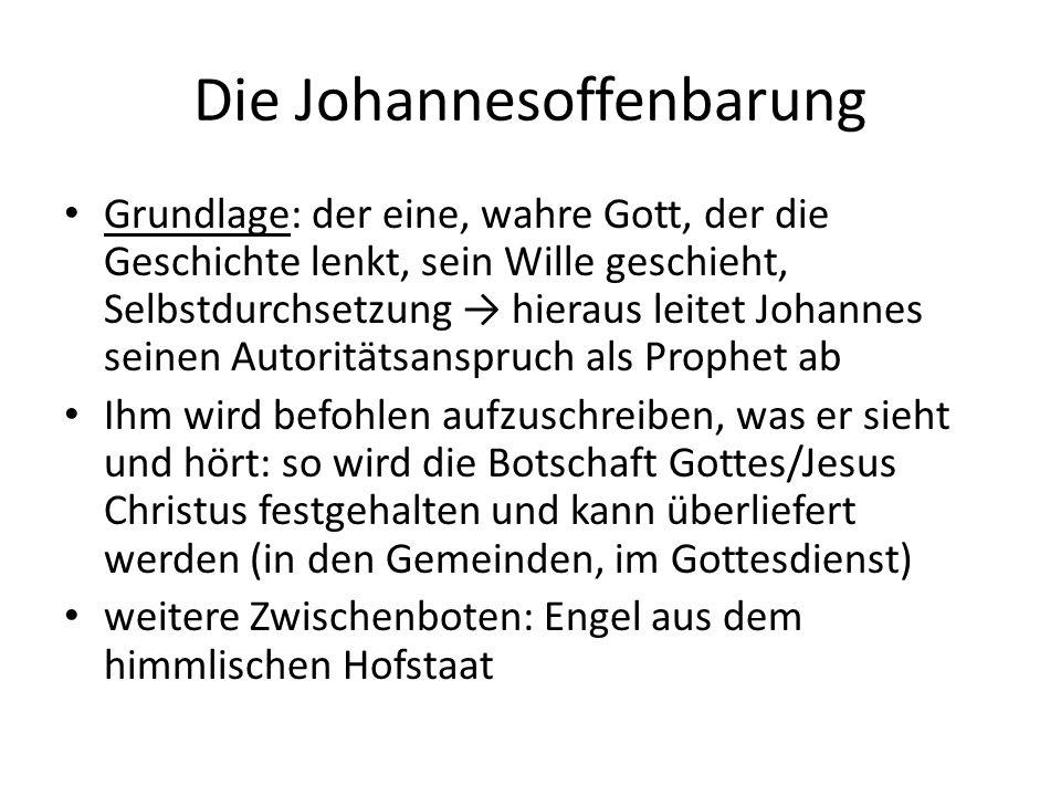 Die Johannesoffenbarung