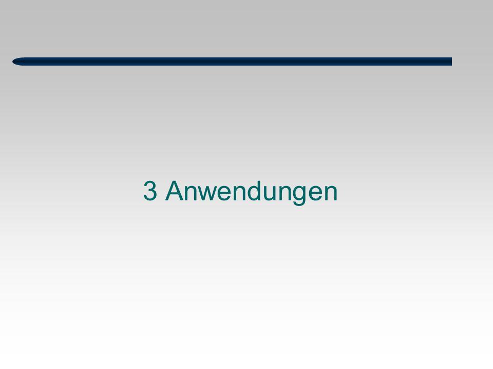 3 Anwendungen