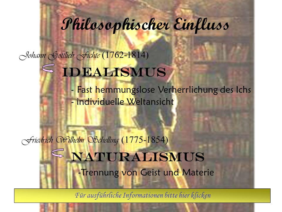 Philosophischer Einfluss