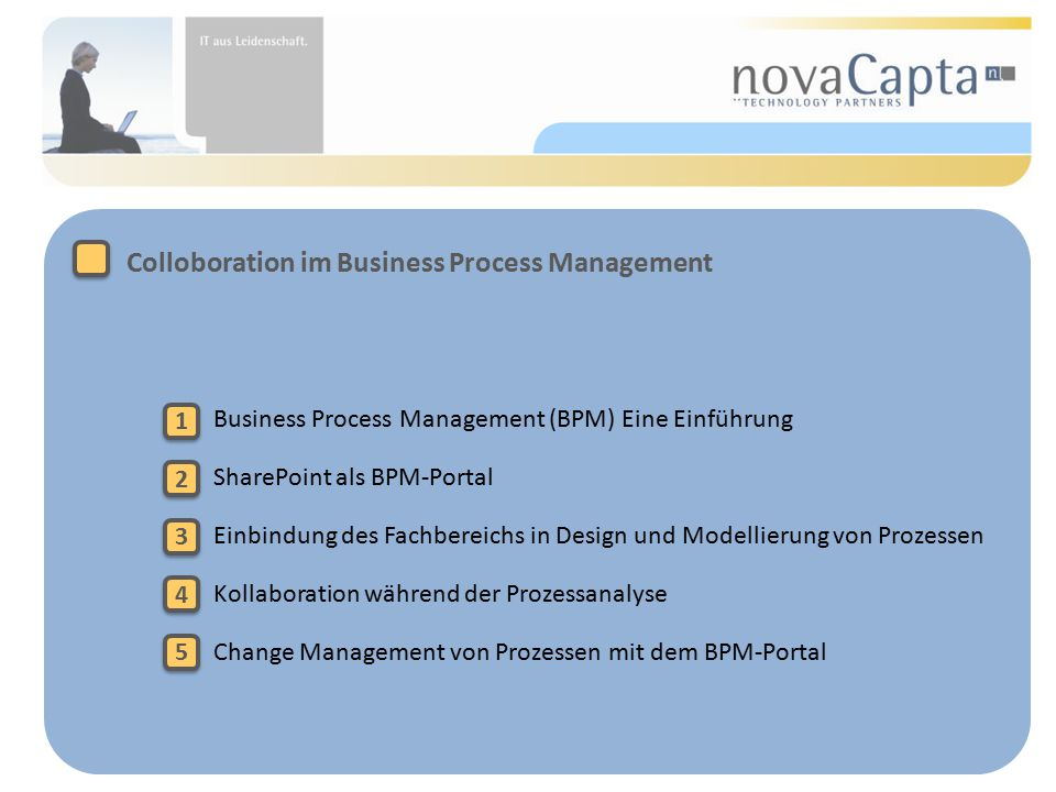 Colloboration im Business Process Management