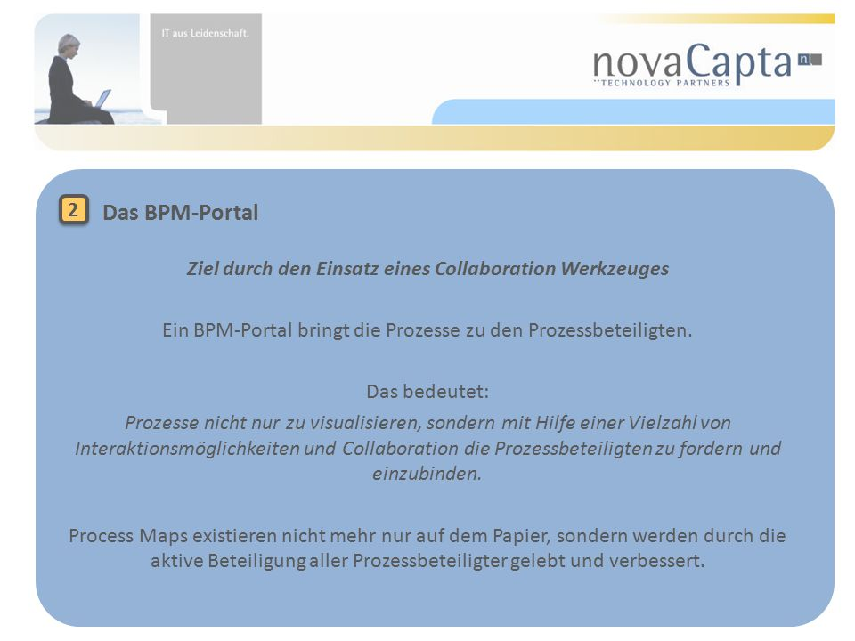 2 Das BPM-Portal.