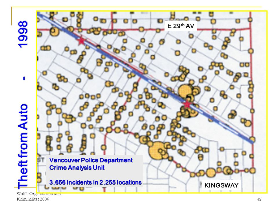 Theft from Auto - 1998 E 29th AV Vancouver Police Department