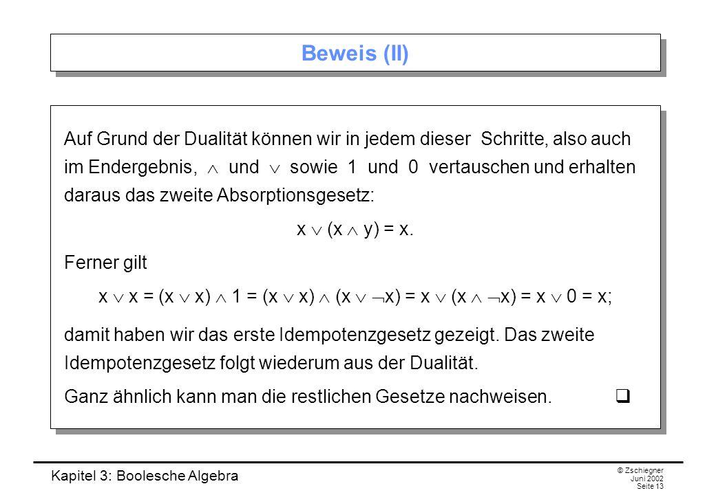 x  x = (x  x)  1 = (x  x)  (x  x) = x  (x  x) = x  0 = x;