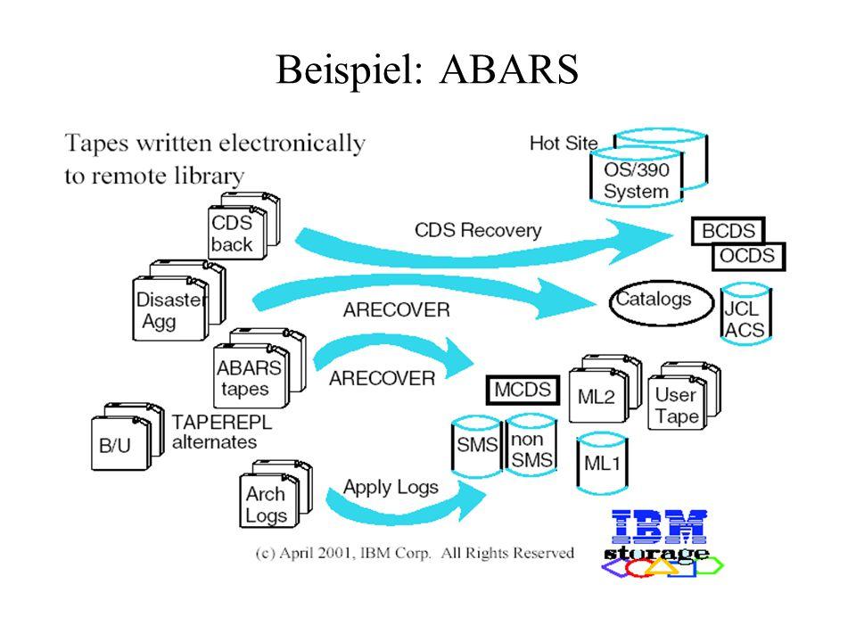 Beispiel: ABARS